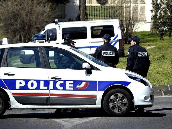 На юге Франции полиция обнаружила гранатомёт и автомат