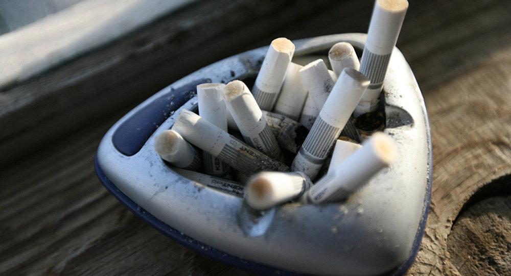 Во Франции ужесточат закон о курении