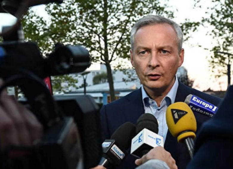 Франция требует ввести санкции против компаний