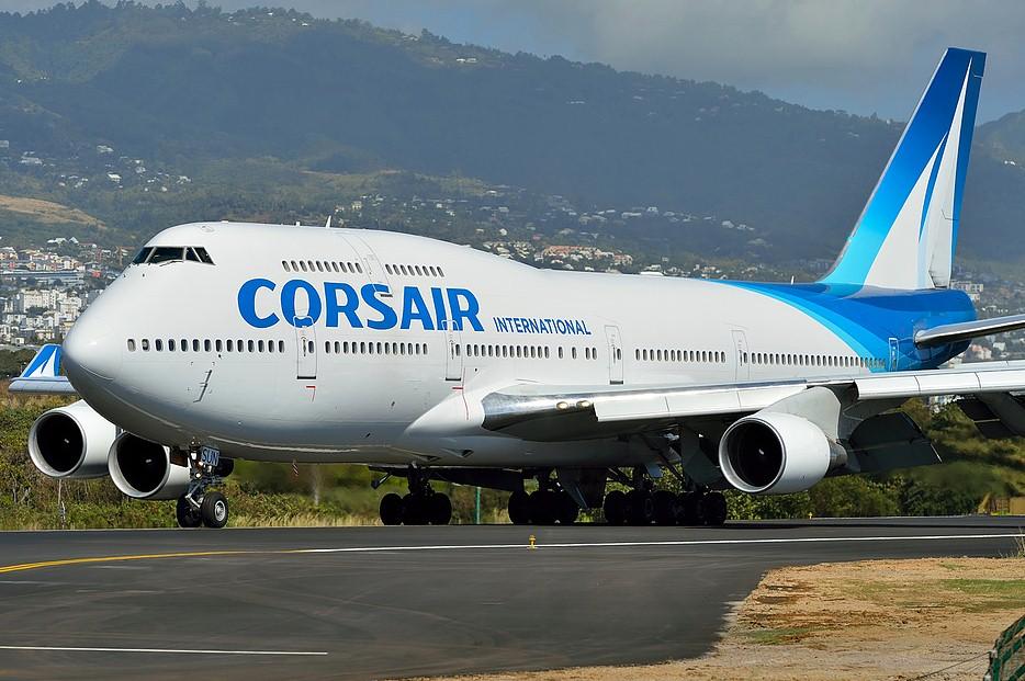 Французская авиакомпания уйдёт с молотка