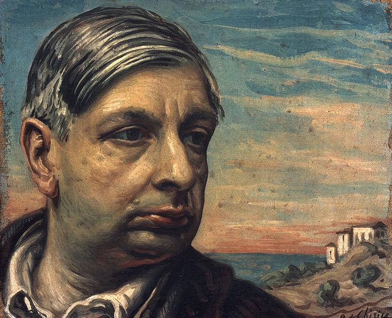 Из музея во Франции украли картину Джорджо де Кирико
