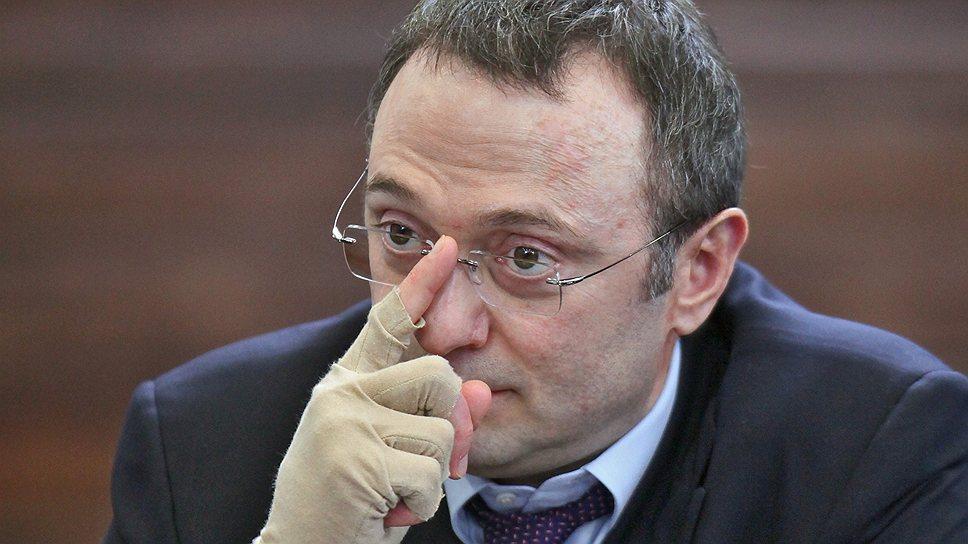 Сенатор-миллиардер из России задержан в Ницце