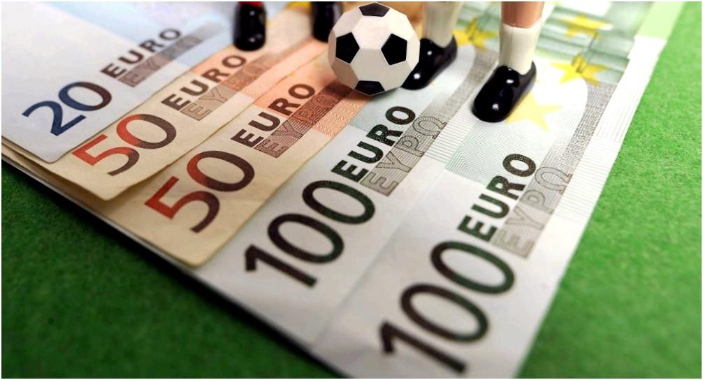 Благодаря футболу доходы букмекеров значительно возросли