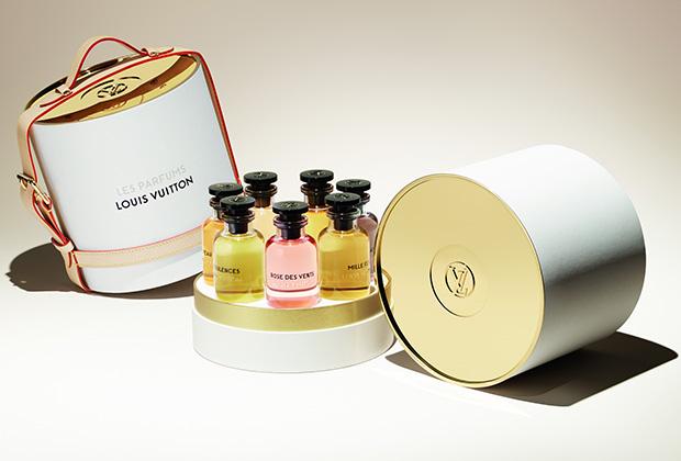 Louis Vuitton создал эксклюзивные наборы для путешественников