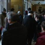 Суд наложил штраф 800 евро на пенсионеров за помощь мигрантам