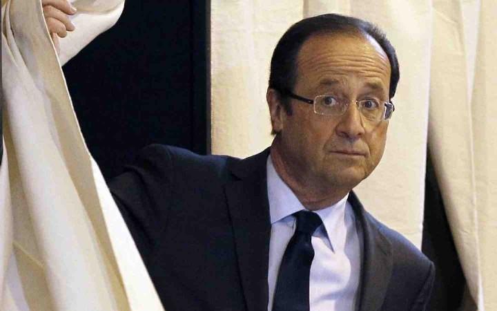 Официально признан комиком экс-президент Франции