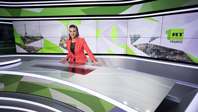 RT France запустил вещание во Франции