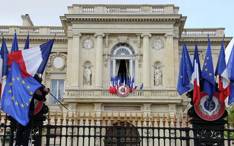МИД Франции призвал Белоруссию ввести мораторий