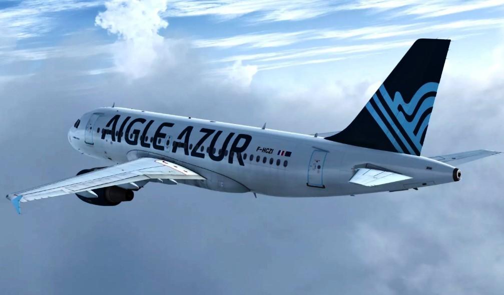 Aigle Azur начала выполнять регулярные полеты из Франции в Россию
