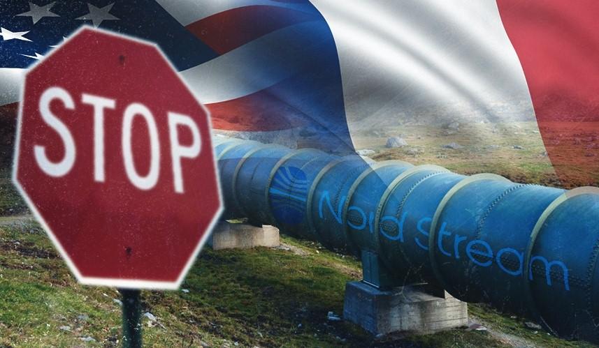 Франция пересмотрит схему финансирования проекта «Северный поток-2»