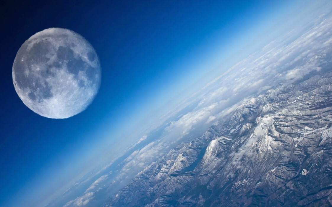 Ученые из Франции предложили новую версию появления Луны