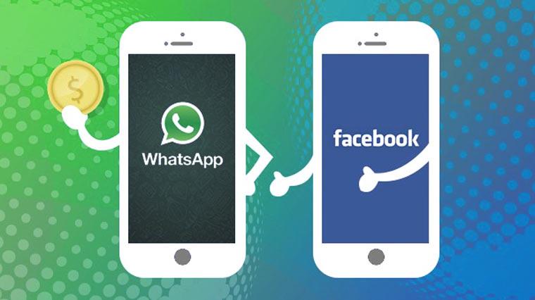 WhatsApp обвинили в передаче данных пользователей