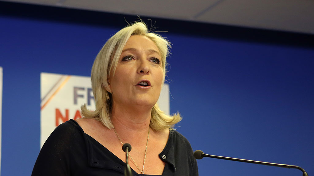 Партии «Национальный фронт» предъявили обвинения в растрате средств
