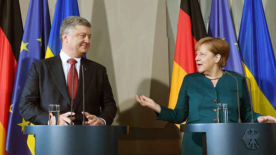 Франция и Германия хотят вернуть российских наблюдателей на Украину