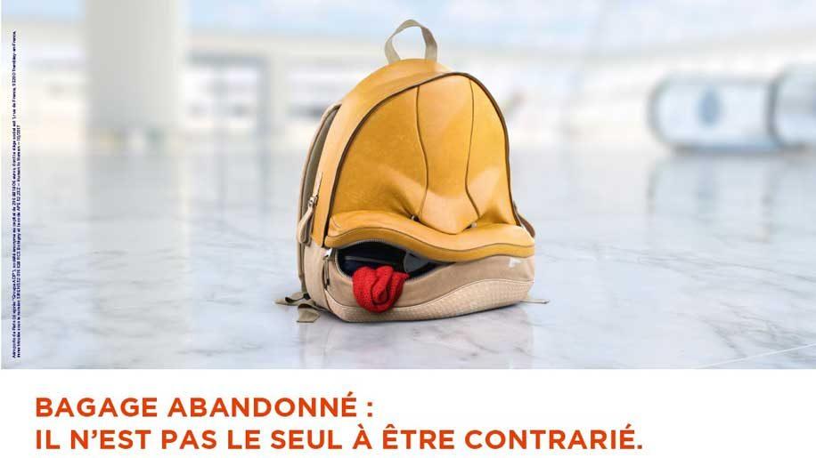 В парижских аэропортах «разозлился багаж»