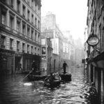 Париж потоп