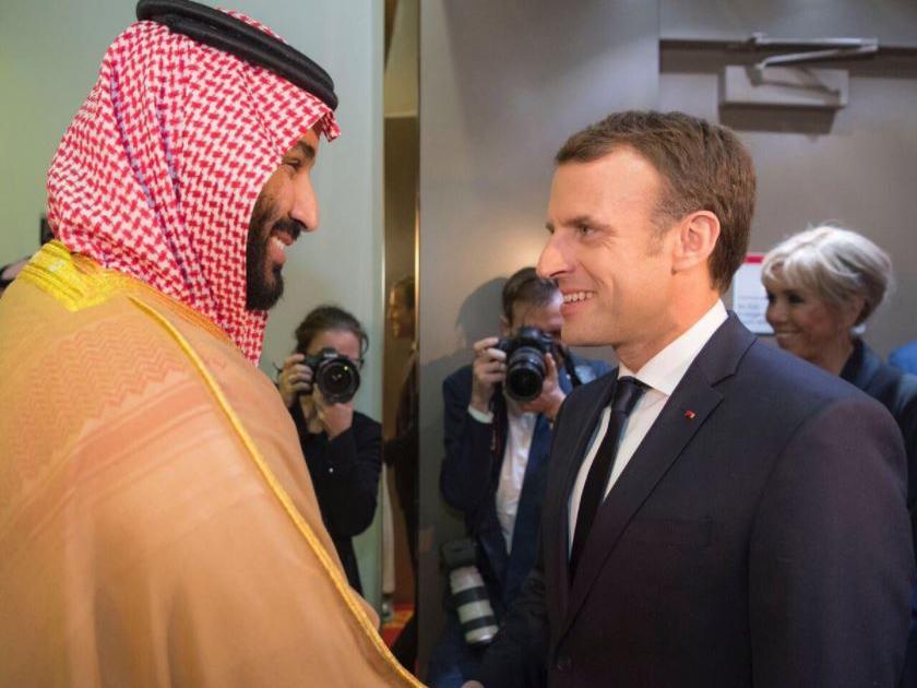 Наследный принц Саудовской Аравии приедет в Париж
