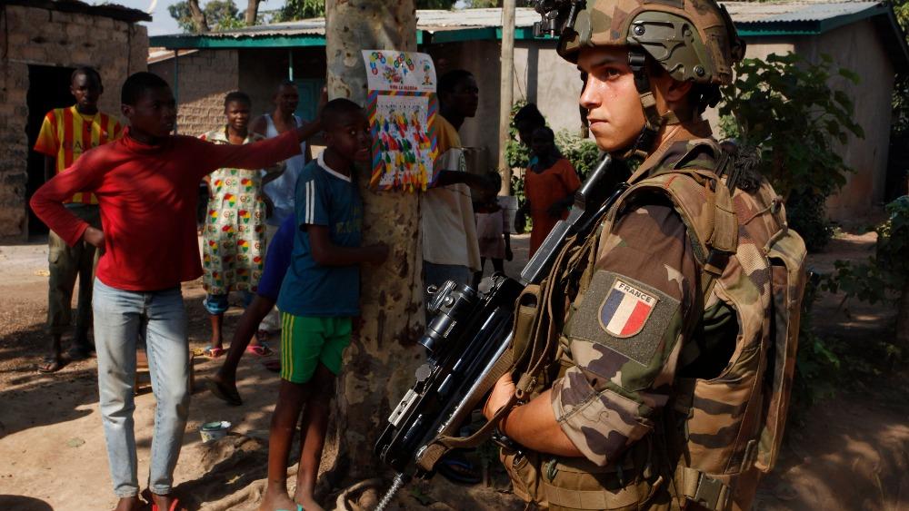 Дело против французских военных об изнасилованиях закрыли