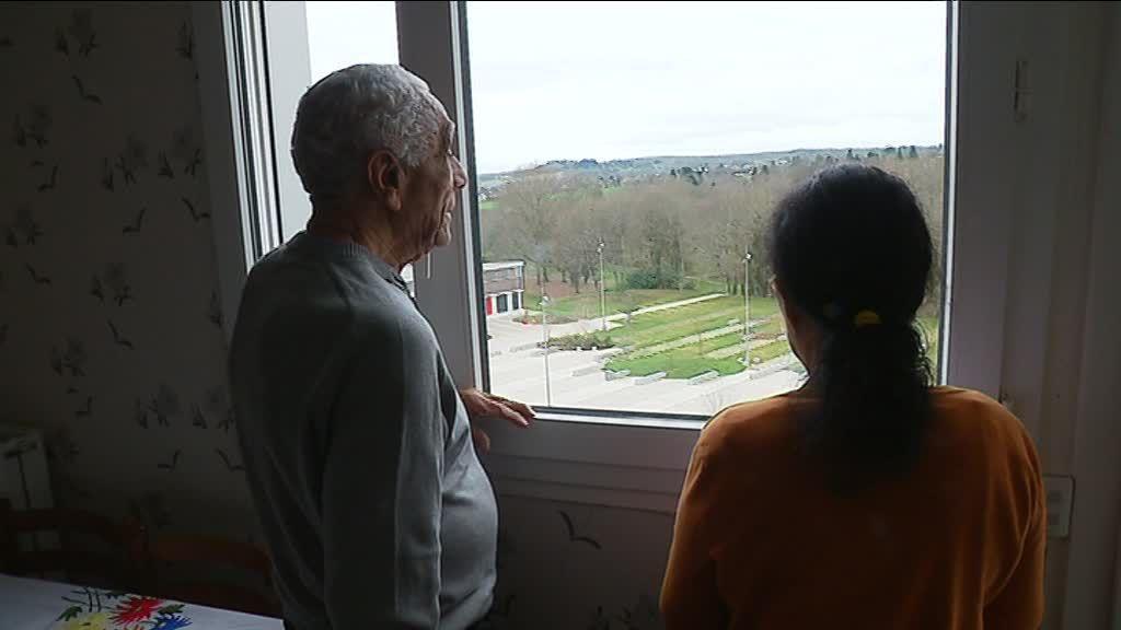 Во Франции модернизирую жильё для пенсионеров