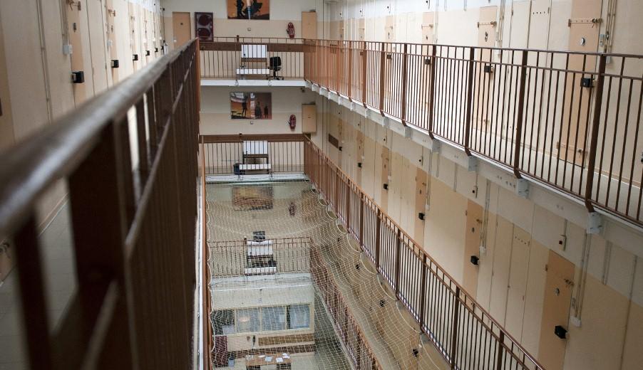 Во Франции надзиратели тюрьмы не вышли на работу