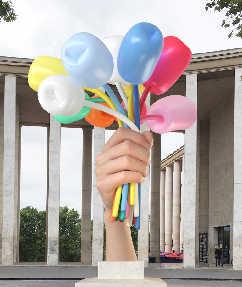 Французов возмутил проект памятника жертвам терактов