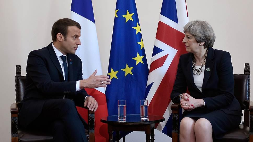 Франция ожидает от Британии больше денег