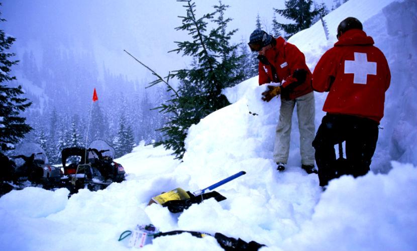 В Пиренеях при сходе лавины погиб лыжник