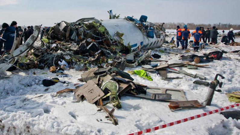 Во Франции «оценят» российскую авиакатастрофу