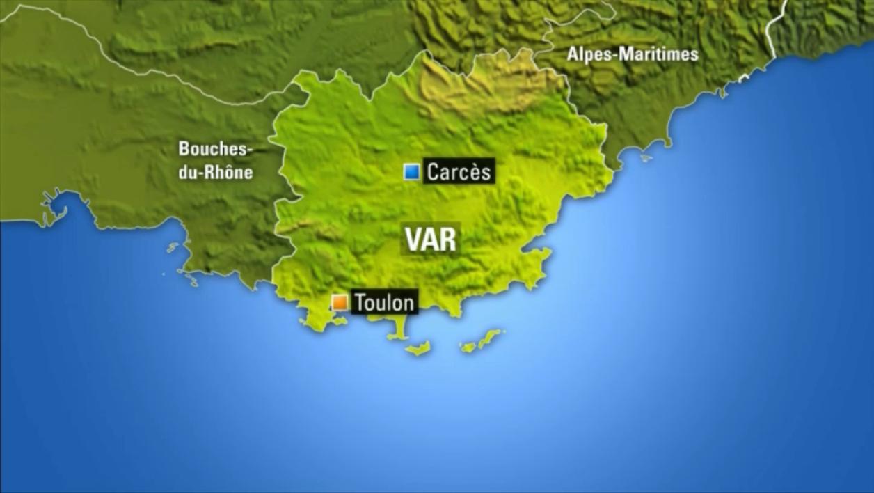 На юге Франции погибло пять человек при крушении вертолётов