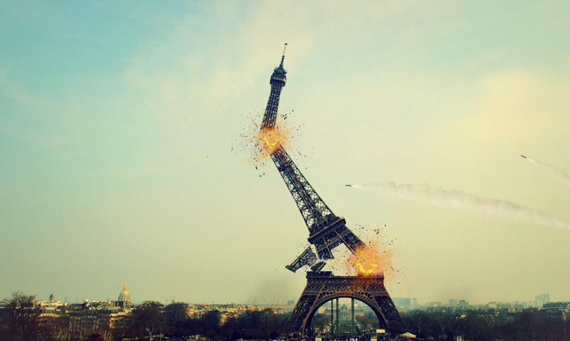 Террористы угрожают вторгнуться в Париж