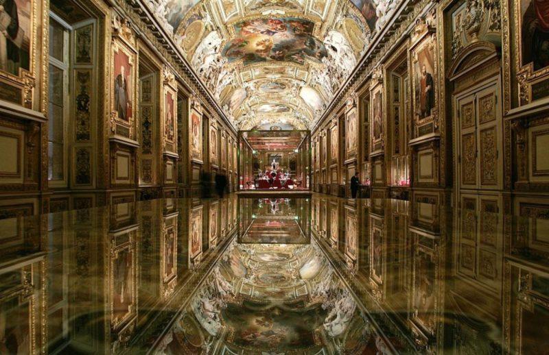 Похищенные фашистами картины выставили в Лувре