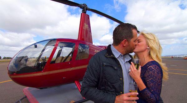 свидание на вертолете