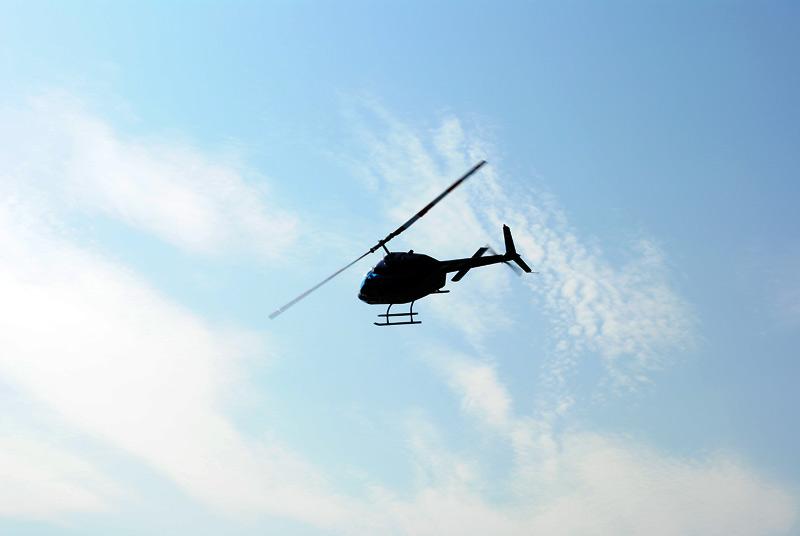 8 марта на вертолете