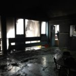пожар в Ивелине