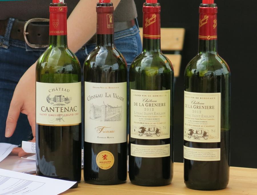 фестиваль вина в бордо 2018