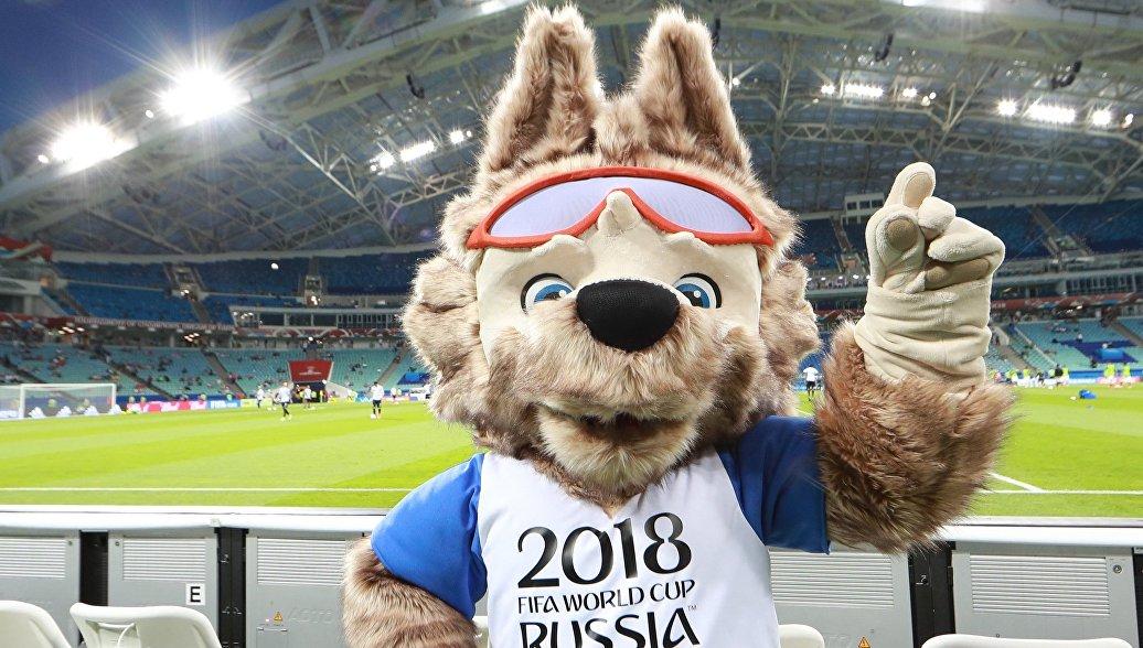 FIFA 2018 Франция Дания