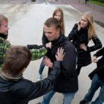 подростковое насилие