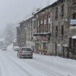 снегопады-Франция