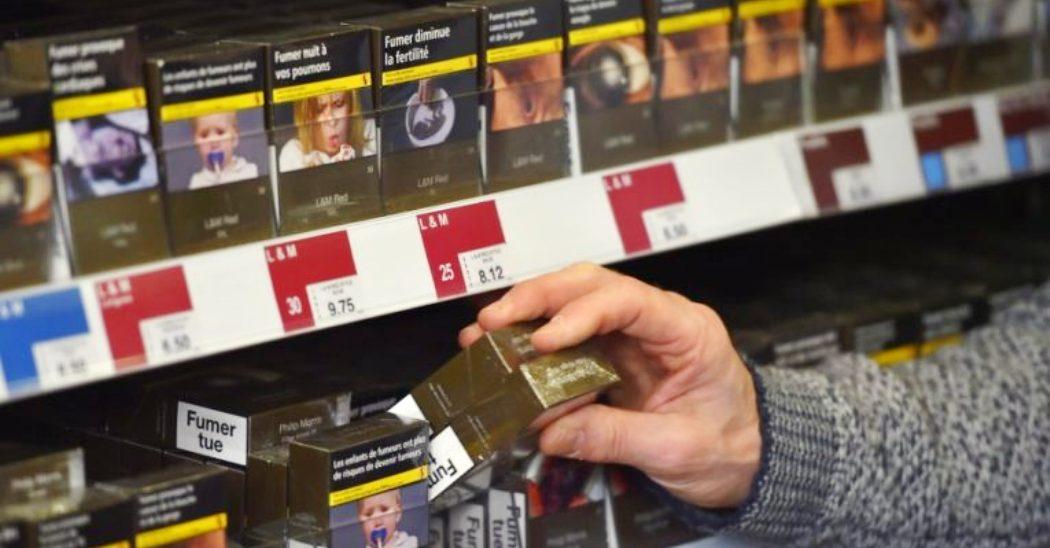 Цена на табачные изделия указ купить сигареты брянск дешево