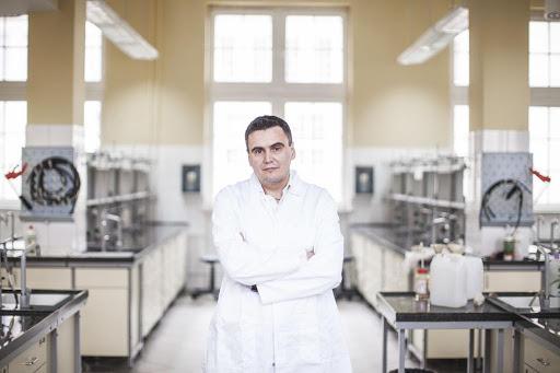 Профессор Марчин Дронг